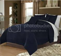 white 5 pc duvet set quilt cover