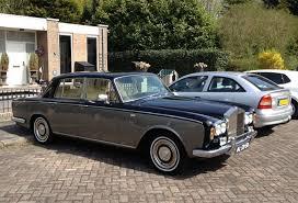 Rolls Royce Silver Shadow 1967 63 V8 Albert Mensinga