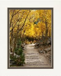 get ations retirement gift aspen path photo with you will be missed but you will