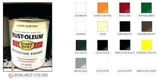 Rustoleum Oil Based Paint Rustoleum Oil Based Paint 1 Gallon