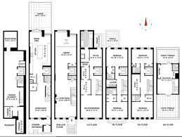 townhouse floor plans. New York Townhouse Floor Plans Uk Nyc Mhargitay Ny House S