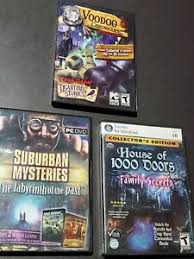 In most of them you have to go on a journey through the fabulous countries and help a characters. Hidden Object Pc Games Lot Ebay