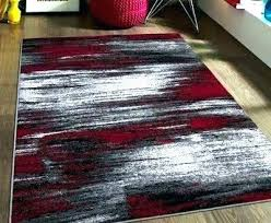 black and red area rugs red area rugs grey rugs red area rugs grey and red
