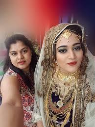 darpan s bridal makeover bridal makeup mysore
