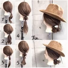 軽めでおしゃれお出かけしたくなる春のヘアアレンジ10選hair