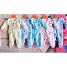 QUẦN ÁO MÙA ĐÔNG ] 1 Bộ quần áo trần bông mẫu mới nhất cho bé trai bé gái
