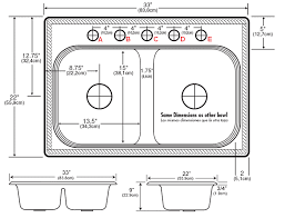 double sink dimensions. Unique Double Image Result For Kitchen Double Sink Dimensions Construction Sink Sink  Tops Vessel Inside Double Dimensions I