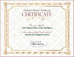 Research Reviews Zoological Sciences Open Acces Editorial