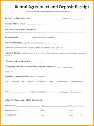 Simple Rental Application Template Free Rental Application Template