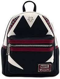 Loungefly <b>Marvel Spider</b> Gwen Cosplay Faux Leather Mini ...