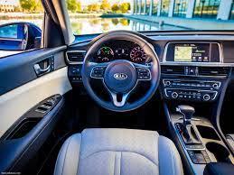2017 Kia Optima Hybrid Interior Design Bilar