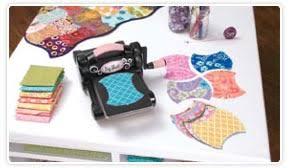 Sizzix Patchwork Quilting Shape Cutting & Applique Die Cutting ... & Black Possum Fabrics - Sizzix Patchwork Quilting Shape Cutting and Die Cutting  Machines Applique 324 Adamdwight.com