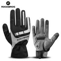 <b>ROCKBROS Touch Screen Cycling</b> Gloves Autumn Winter Thermal ...