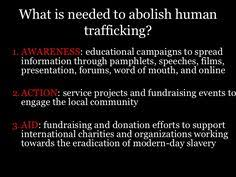 human trafficking presentation school human  human trafficking presentation