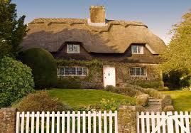 Какие дома в Англии виды и типы Английских домов Сельский домик в Англии
