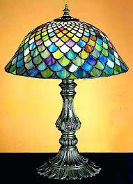 tiffany stained glass lamp stained glass lamp shades antique best table lamps ideas on home inside tiffany stained glass lamp