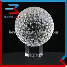 Golf Ball Decorations Crystal Ball Model Wholesale Crystal Ball Suppliers Alibaba 75