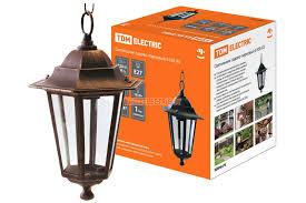 <b>Светильники</b> садово-парковые <b>TDM ELECTRIC</b>