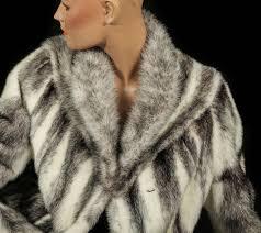 luxurious saga mink fur coat black cross kohinoor mink parka coat with wide hem