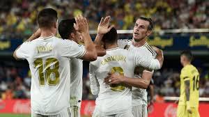 Villarreal vs. Real Madrid - Football Match Report - September 1, 2019 -  ESPN