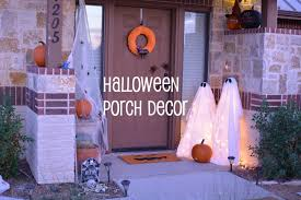 diy halloween porch decor randumbkay youtube idolza