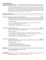 Professional Sales Resume Amazing Sample Resume For Experienced Sales And Marketing Professional