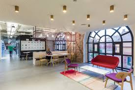 google office space. Google Campus Madrid - Picture Gallery Office Space A