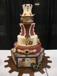 Steampunk Cakes This Is My Steampunk Cake For The 2012 Austin Cake