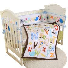 baby cot bedding set soft breathable cotton bed for children including quilt sheet skirt per uk 2019 from toyshome gbp 92 80 dhgate uk