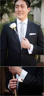 Black Suit Light Grey Tie Classic Black Suit White Shirt Light Gray Tie And Gold