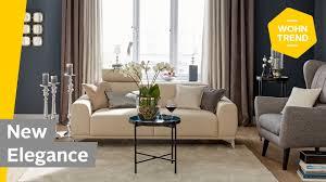 Wohnwände sind wahre stauwunder, die einem wohnzimmer seinen look verleihen. Modern Elegant Einrichten Deko Tipps Fur Euer Wohnzimmer Roombeez Powered By Otto Youtube