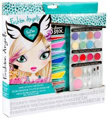 2708x3021 fashion angels make up artist sketch set toys games makeup