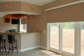 Front Door Window Coverings Sliding Patio Door Treatment Ideas Patio Ideas And Patio Design