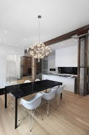 omer arbel office designrulz 8. 2097 Chandelier From FLOS Chosen For The Dining Room In This House With Industrial Minimalism Omer Arbel Office Designrulz 8