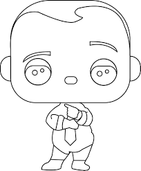 Best Of Boss Baby Coloring Pages Coloring Page Free Coloring Book