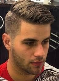 Men Hairstyle Short Hair Haircut Pánské účesy Chlapecké účesy