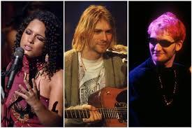 Mtv Charts 2000 Best Mtv Unplugged Performances Spin