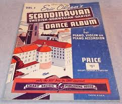 Titled Eric Olzens Scandinavian Dance Album Swedish Danish