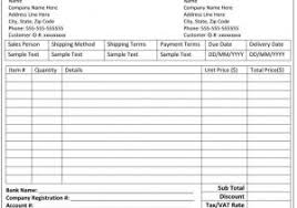 Invoice Sample Pdf Or Check Off List Template Asafonec - Brettkahr.com