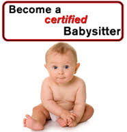 Image result for red cross babysitter class image