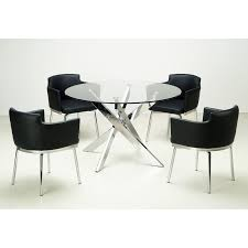 black leather dining room arm chairs