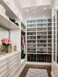master closet shoe storage and jewelry drawers