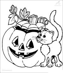 Small Picture 108 best HalloweenThanksgiving and Autumn coloring pages images
