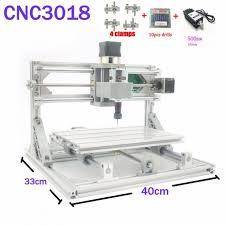 cnc 3018 er grbl control diy cnc machine 3 axis pcb milling machine wood