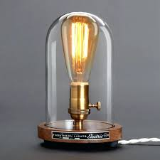 Bell jar lighting fixtures Asda Bell Jar Lamp Shades Table Southern Lights Electric Etsy Bell Jar Lamp Shades Table Southern Lights Electric Patrickmingesinfo
