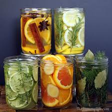 DIY Natural Room Scents. Add fragrance to your home using simmering waters  infused with spices