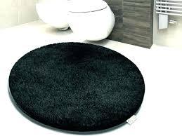 black bathroom rug set black bath mat black round bath rug bath black chenille bathroom rug