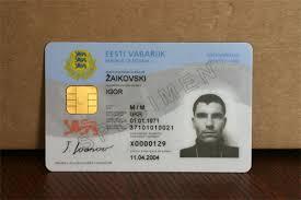 2002-2007 Identity Card Identity Card