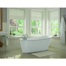 maax bath white sax freestanding soaker tub 105797 000 002 100 canada 599 may 2018