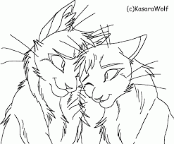Warrior Cat Coloring Pages To Download And Print For Free ...